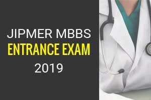 JIPMER-MBBS-Entrance-Exam-2019